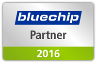 Logo bluechip Partner 2016